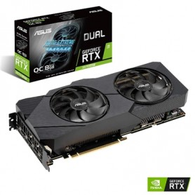 ASUS  NVIDIA RTX2070S PCIE3.0 8Gb DDR6 256BIT 1XHDMI 3XDP HDCP 7680X4320 2,7SLOT