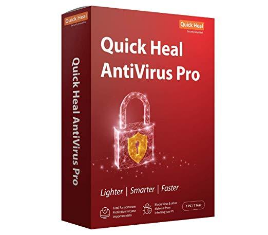 Nuovo Quick Heal Versione 18
